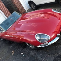 Unknown issue: 1965 Jaguar E-Type 4.2 O.T.S.