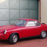 Almost 850: 1960 Abarth 750 Coupé by Allemano