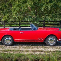 No stone unturned: 1960 Alfa Romeo 2000 Spider by Touring