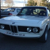 Race ready: 1973 BMW 3.0 CSL