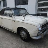 A restaurer: 1957 Peugeot 403 Cabriolet by Pininfarina