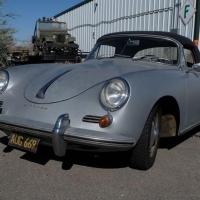 Patina monster/3: 1960 Porsche 356 B T5 Cabriolet