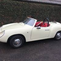 Subtle differences: 1960 Abarth 750 Spyder by Zagato