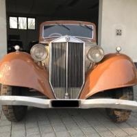 Prewar coachbuilt: 1934 Lancia Augusta Coupé by Ghia