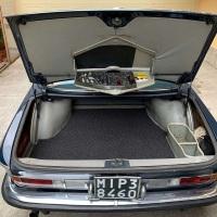 Dry struts: 1972 BMW 3.0 CSI