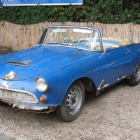 Euro T-Bird: 1962 Auto Union 1000 SP