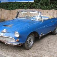Euro T-Bird: 1962 Auto Union 1000 SP