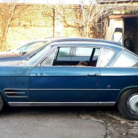 Blue blood: 1965 Fiat 2300 S Coupé