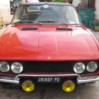 Odd Targa: 1970 Moretti 128 S