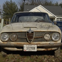 One car, two engines: 1963 Alfa Romeo 2600 Sprint