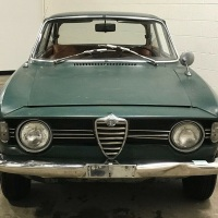Green again: 1965 Alfa Romeo Giulia Sprint GT