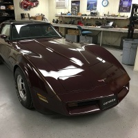 1,433 original miles: 1980 Chevrolet Corvette C3 T-Top L-82