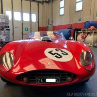 Twin plug barchetta: 1968 Ferrari Dino 196 S Replica