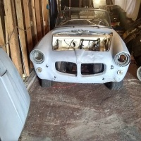 Totally open: 1957 Fiat 1200 TV Trasformabile