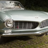 It exists: 1962 Moretti 2300 S Cabriolet