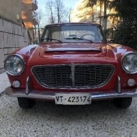 The rival: 1961 Fiat 1500S OSCA Coupé by Pininfarina