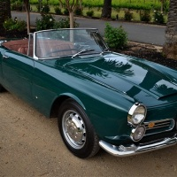 Be green/3: 1963 Alfa Romeo 2600 Spider by Touring