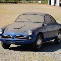 Scrapyard survivor: 1953 Panhard X86 Berlinetta by Allemano