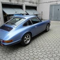 Starting point: 1972 Porsche 911 S 2.4