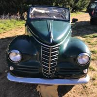 Carrozzerie Speciali: 1948 Fiat 1100 B Trasformabile