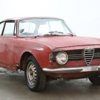 Rusty & complete: 1966 Alfa Romeo Giulia Sprint GT Veloce
