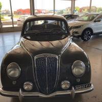 Maroon six: 1951 Lancia Aurelia B21 S