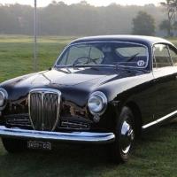 Pilot's car: 1950 Lancia Aurelia B50 by Vignale