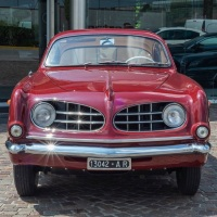 A different vision: 1953 Fiat 1100/103 Coupé by Allemano