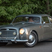 Design daughter: 1952 Alfa Romeo 6C 2500 Sport by Pininfarina