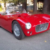 "Approved by the son: 1955 Lancia Aprilia ""Mille Miglia"" Barchetta by OSA (recreation)"