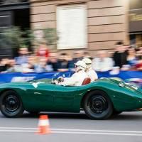 The green barchetta: 1955 Microplas Toledo