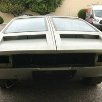 Rest in pieces/3: 1970 De Tomaso Mangusta