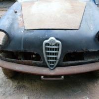 Chip blue: 1959 Alfa Romeo Giulietta Sprint Veloce