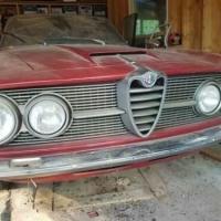 Montreal, Texas: 1965 Alfa Romeo 2600 Sprint