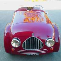 Smaller is harder: 1948 Siata 500 Sport Barchetta