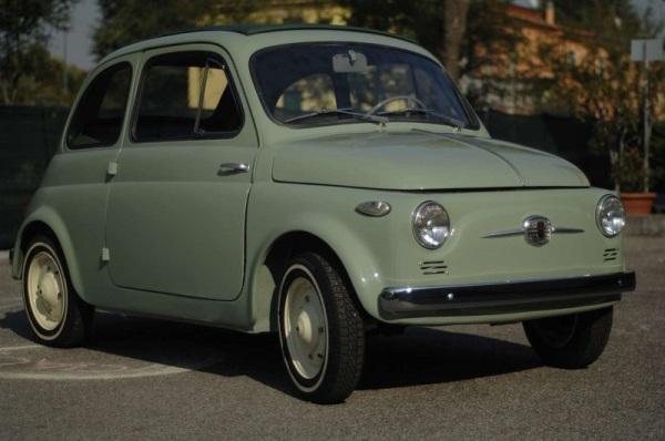 Fiat 500n Classic Virus