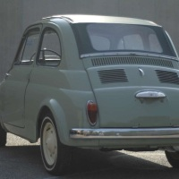 Oldest isn't cheapest: 1957 Fiat 500 N
