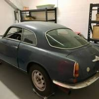 Less than invested: 1960 Alfa Romeo Giulietta Sprint