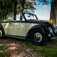 The special one: 1950 Volkswagen Typ 14A by Hebmüller
