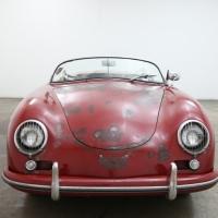 Flat floor: 1956 Porsche 356 Speedster