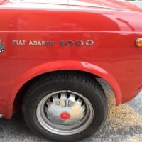 Red shift/2: 1964 Abarth OT 1000 Berlina