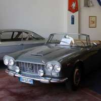 Cheaper is harder/5: 1963 Lancia Flaminia GT Convertibile by Touring