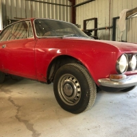 Entry level: 1968 Alfa Romeo 1750 GT Veloce