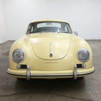Less cams: 1956 Porsche 356A Carrera 1500 GS Coupé