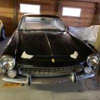 Black tie: 1963 Ferrari 250 GTE