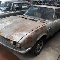 Four eyes: 1968 Fiat Dino Coupé 2000