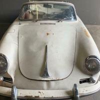 Believed matching: 1962 Porsche 356 B T6 Cabriolet