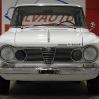 The Quadrifoglio: 1964 Alfa Romeo Giulia T.I. Super