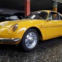 Yellow plastic: 1968 Alpine A-108