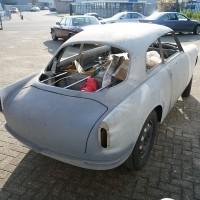 Half done: 1961 Alfa Romeo Giulietta Sprint Veloce